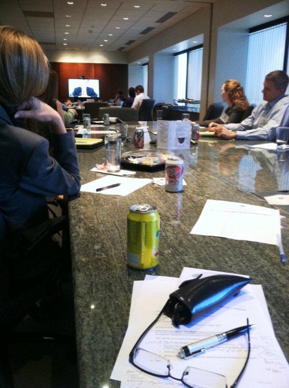 SCCG meeting Walsh 2012